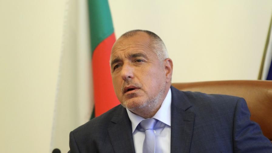 Борисов би сменил Бокова, ако е издигната от ГЕРБ