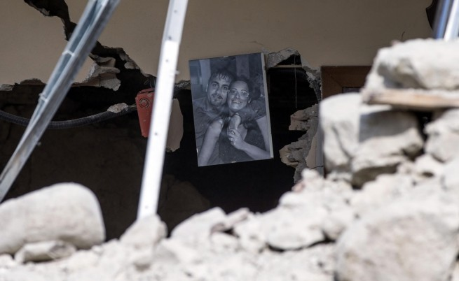 Жива след 17 часа! Радостен миг след унищожителното земетресение в Италия