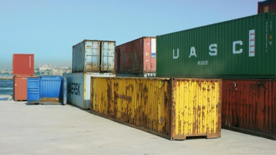Какво направиха тези момчета с няколко корабни контейнера
