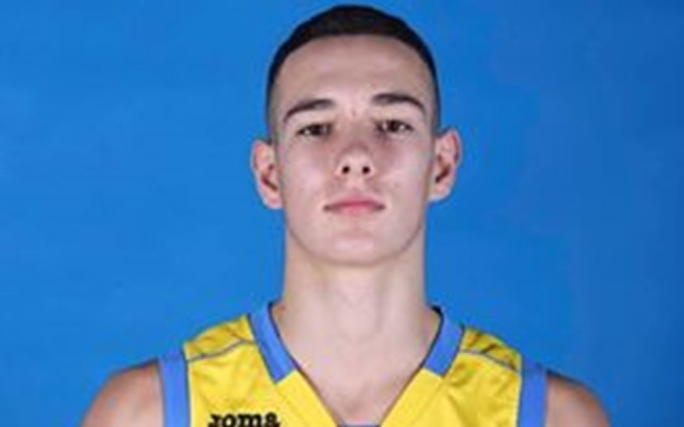 Млада баскетболна надежда: Постоянство и работа!