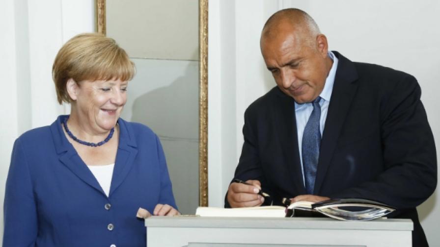 Борисов се среща през юни с Макрон, Меркел и Ердоган