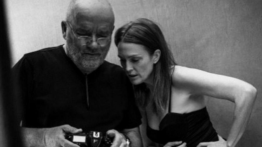 """Никол Кидман и Джулиан Мур в новия календар на """"Пирели"""""""