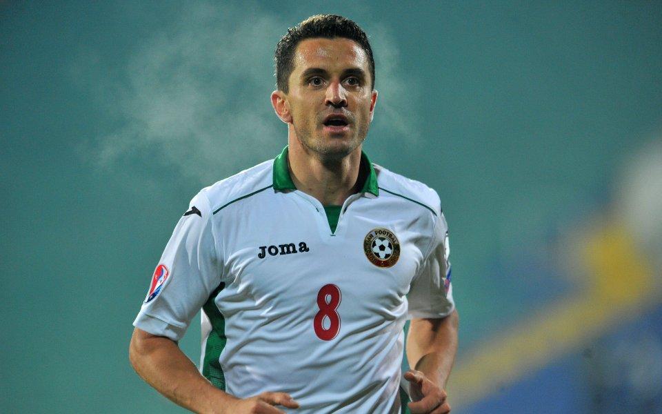 Немски тим предложи договор на Димитър Рангелов