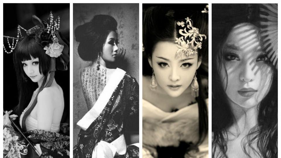 Древните тайни за красота на японките