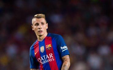 Лука Дин поиска да напусне Барселона при добра оферта
