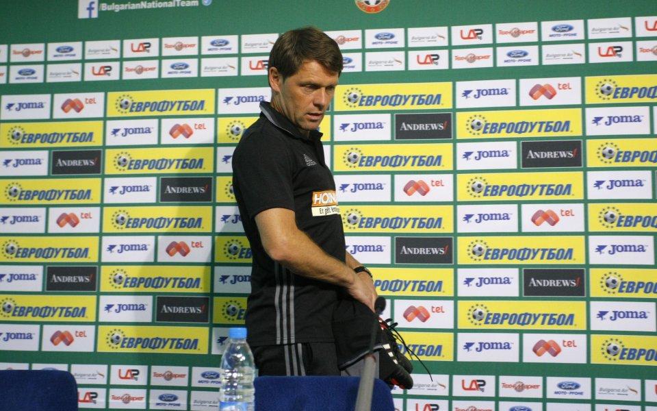 Треньорът на Люксембург предупреди за българската атака