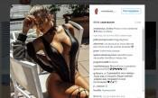 СНИМКИ: Руската Кардашиан е музата на Мондиал 2018