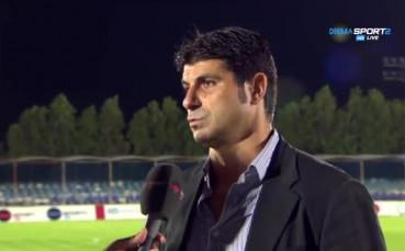 Гонзо: Важно е да променим манталитета на отбора