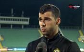 Героят за Славия е номер 1 в мача срещу Верея