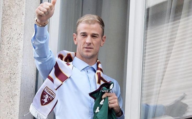 Виейра посъветвал Харт да подпише с Торино