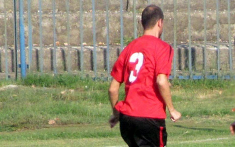 Локо Русе изпусна играч, пътува за Англия