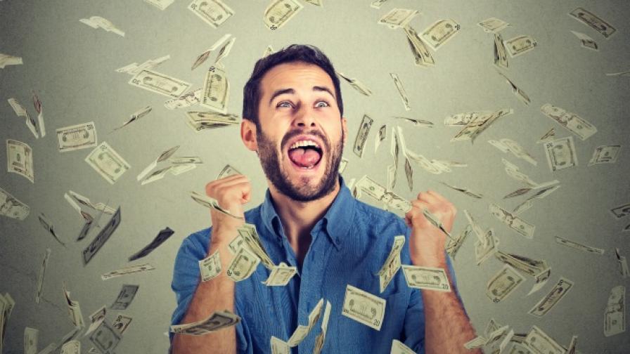 В коя година от живота си човек харчи най-много пари