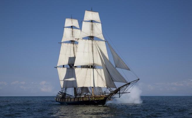 В Арктика намериха легендарен кораб, потънал преди 170 години