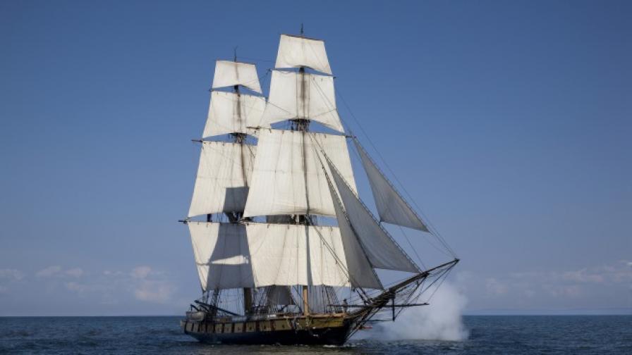 Намериха легендарен кораб, потънал преди 170 години
