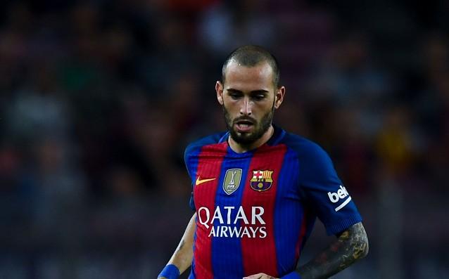 Дните на Алеиш Видал в Барселона може да са преброени.