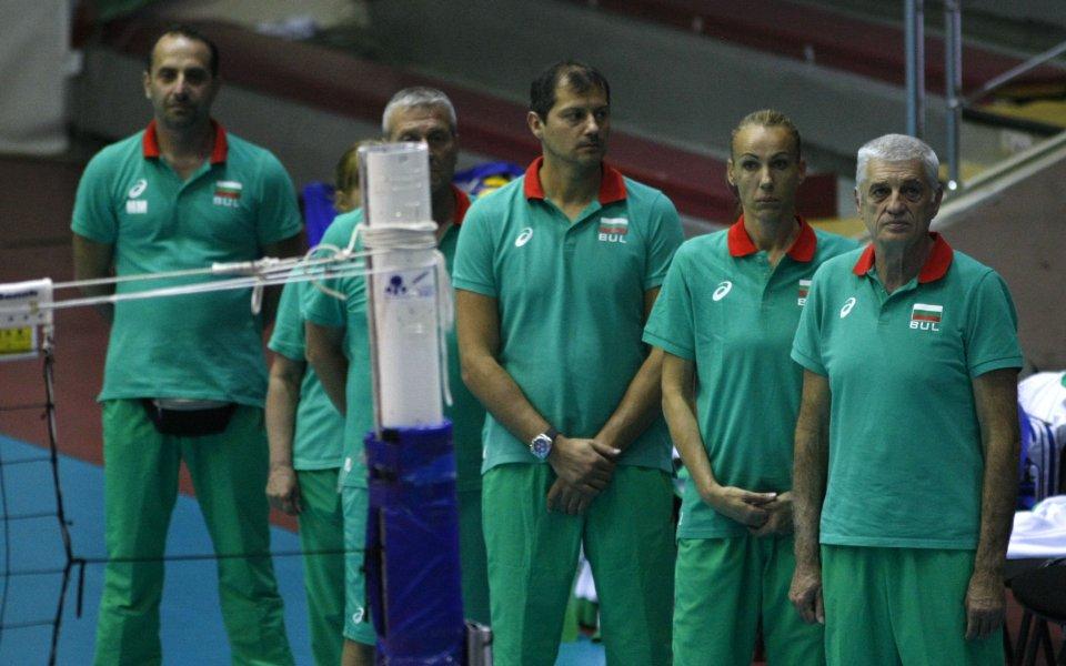 България тръгна ударно в евроквалификациите