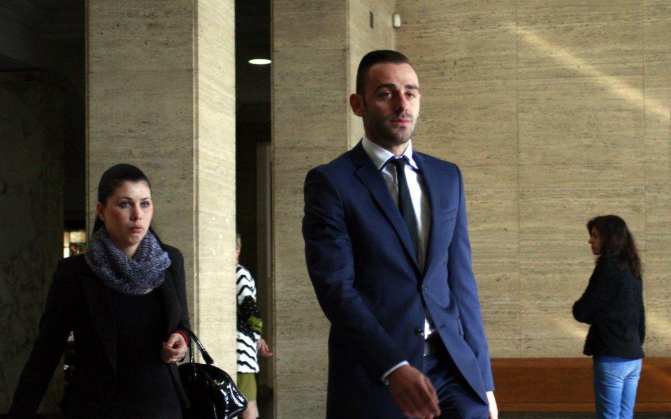 Новото решение на съда: Балджийски влиза в затвора за 4 години