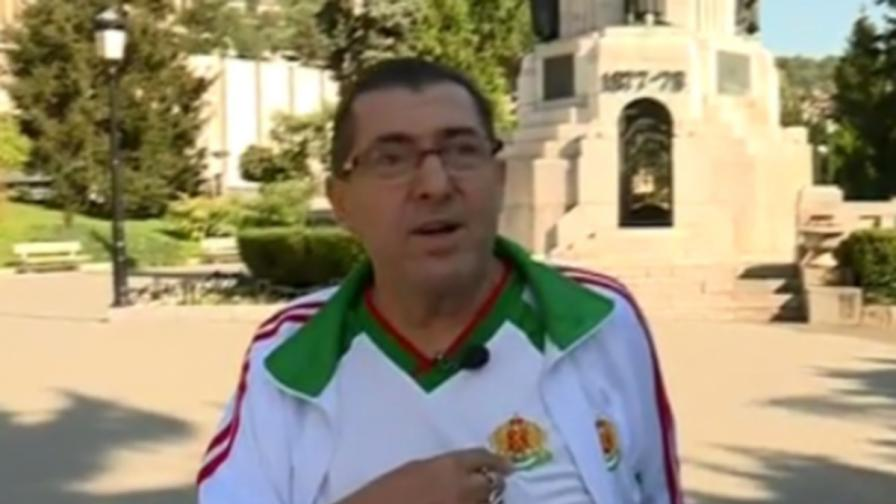 Митьо Пищова: Искам да храня хората с топли кюфтета