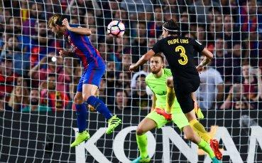 Вратарите са готови да оберат шоуто на Атлетико Мадрид - Барселона