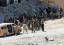 Алепо свободен, 80 000 бежанци тръгват към Турция