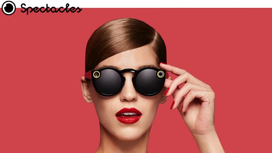 Умните очила Spectacles на Snap