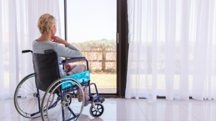 Тя е в инвалидна количка и шампион по танци