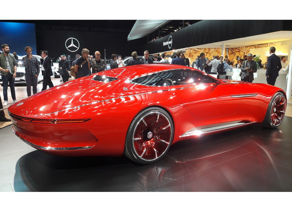 - Vesion Mercedes-Maybach 6