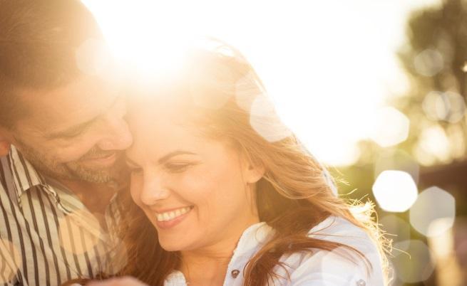 двойка щастие любов отношения