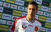 Мишо Александров става съотборник на Иванов в Арсенал Тула