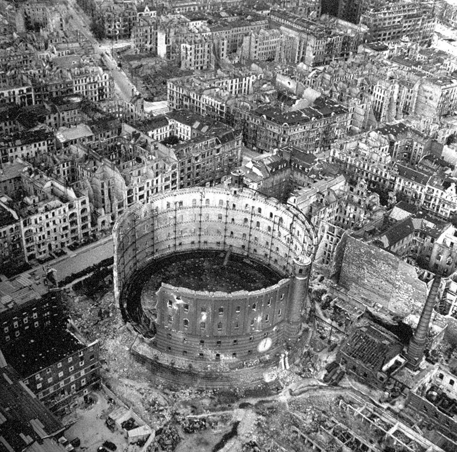 Берлин, 1945 г.