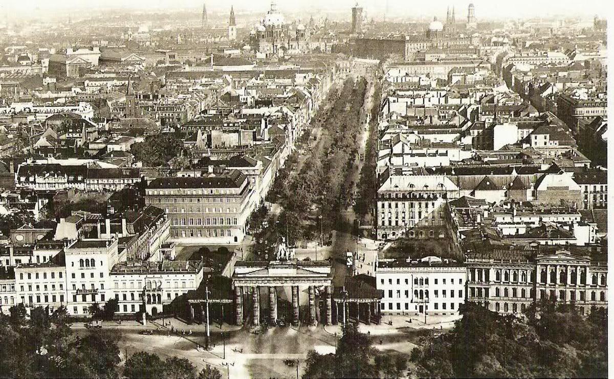 Берлин през 1930 г.