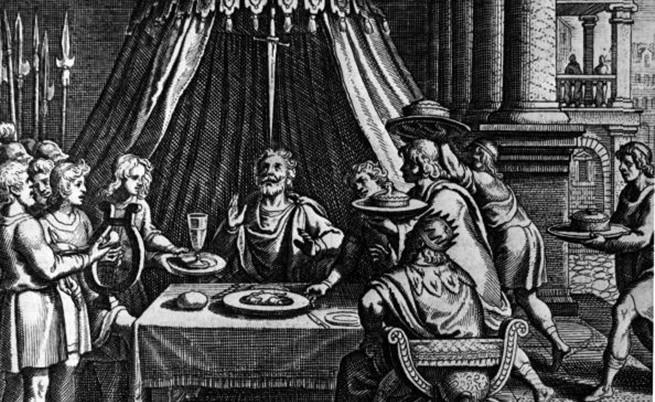 Кой е Дамокъл и откъде произлиза