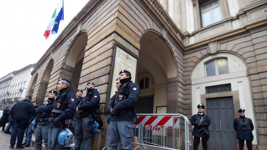 Българин вдигна на крак полицията и пожарната в Милано