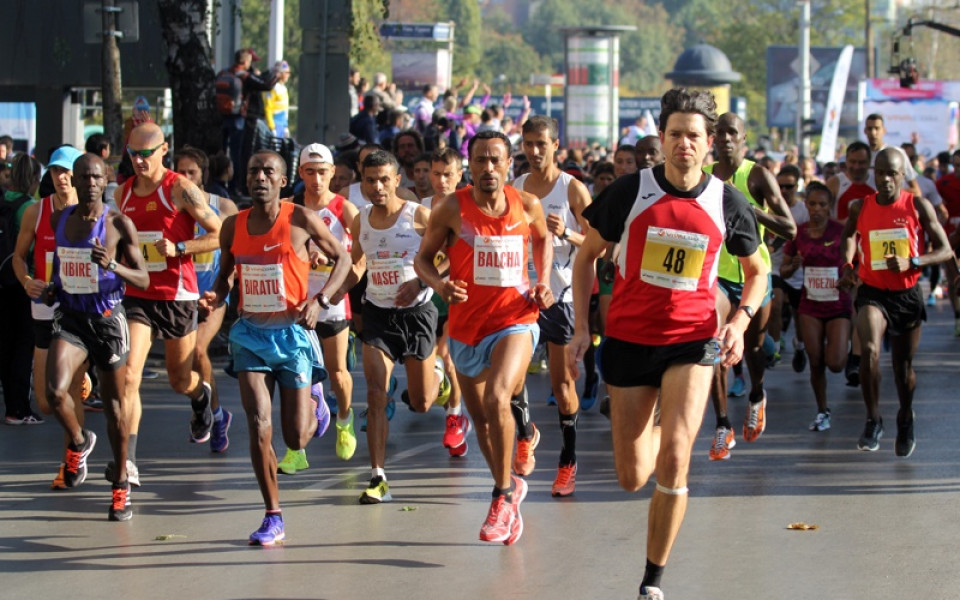 Над 4 000 души ще бягат на маратона в София