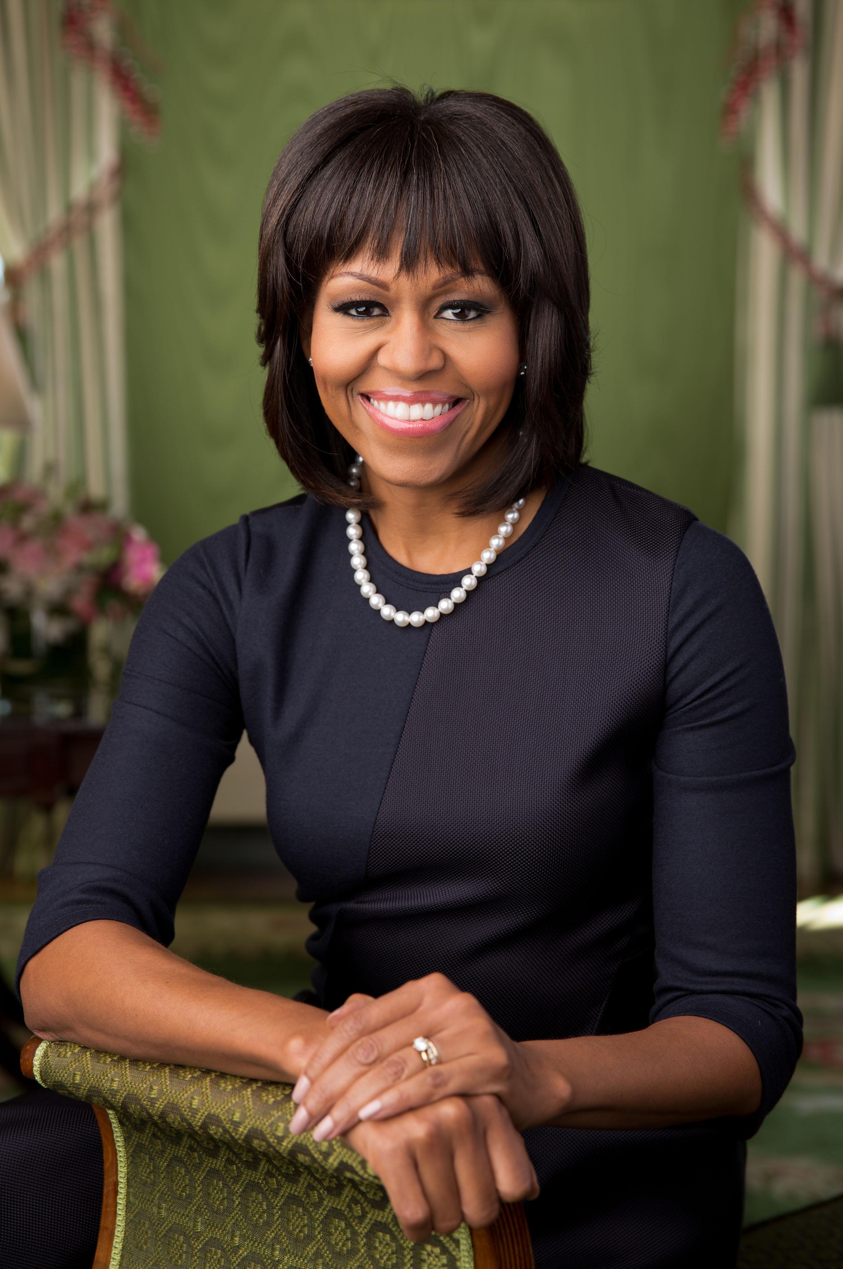 Първата дама на САЩ Мишел Обама