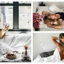 Как да се събудите с идеална прическа?