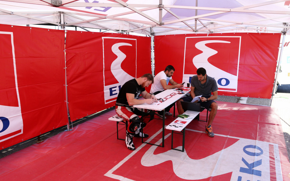 EKO Racing School с Мартин Чой се проведе за 5-а поредна година