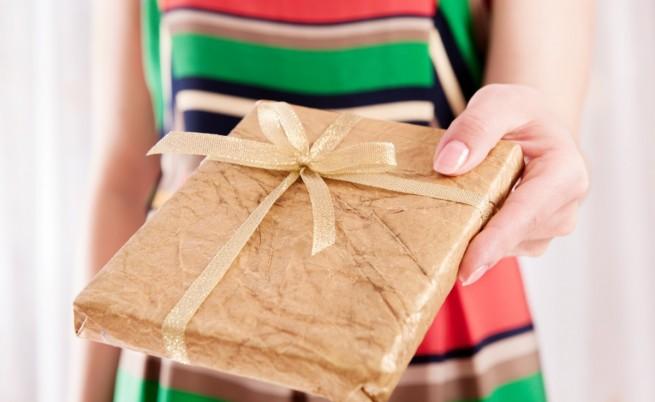 Последният подарък, който направи на някого беше?