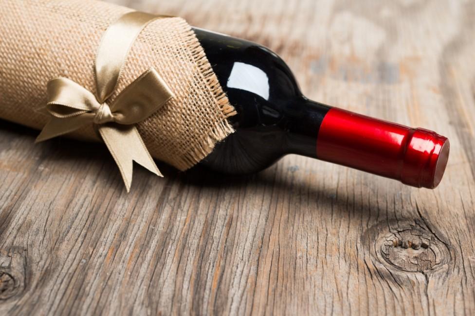 - 1. Бутилка хубаво вино, което може да изпиете на вечеря.