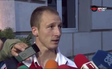 Антон Недялков: Имахме повече чисти положения