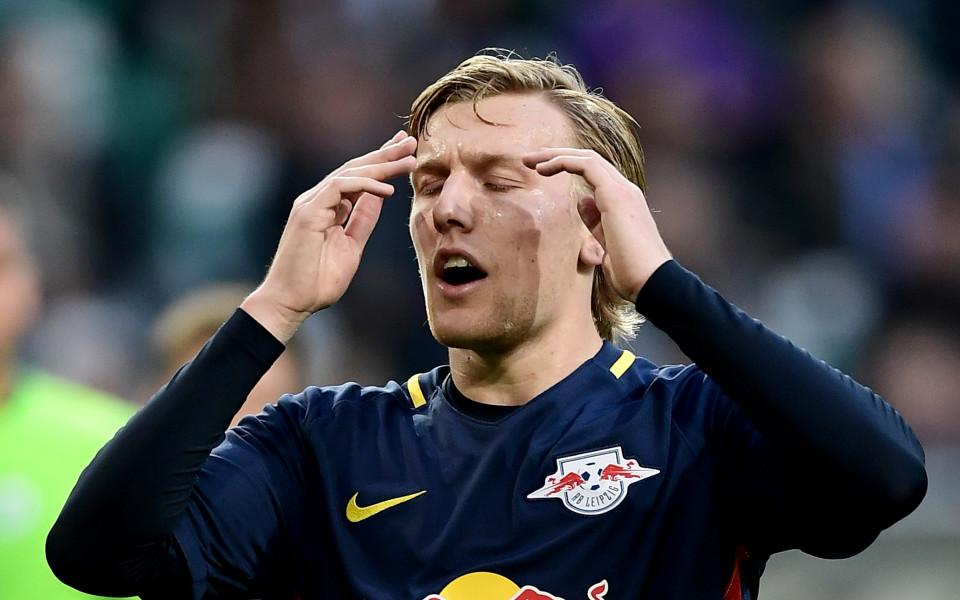 Лоши новини за Арсенал, Лайпциг отказва да продава звездата си