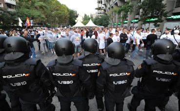 Вандали развалиха празника в Ница