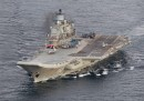 Защо Русия изпраща самолетоносача си в Сирия