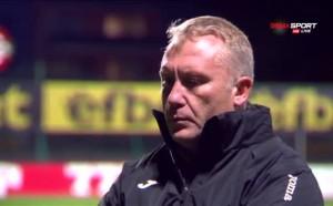 Треньорът на Ботев: Хубав мач стана, сега мислим за Левски