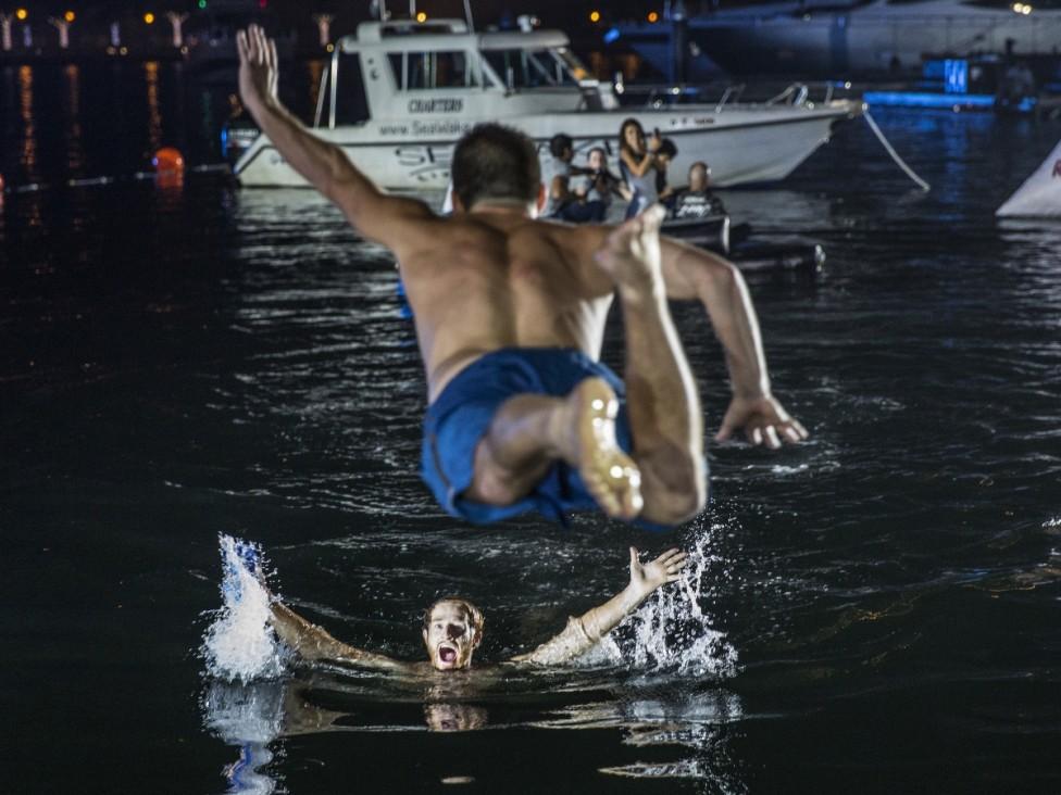 - Световните серии Red Bull Cliff Diving