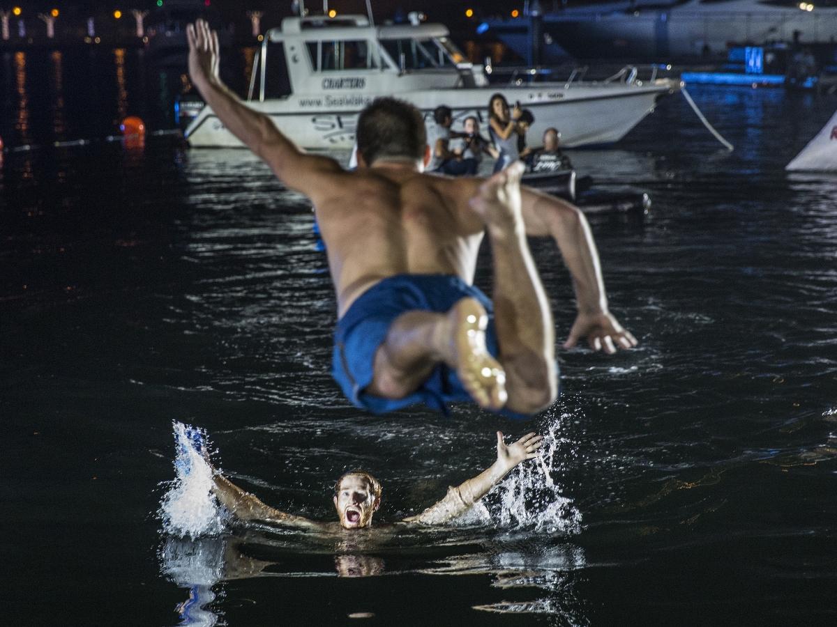 Световните серии Red Bull Cliff Diving
