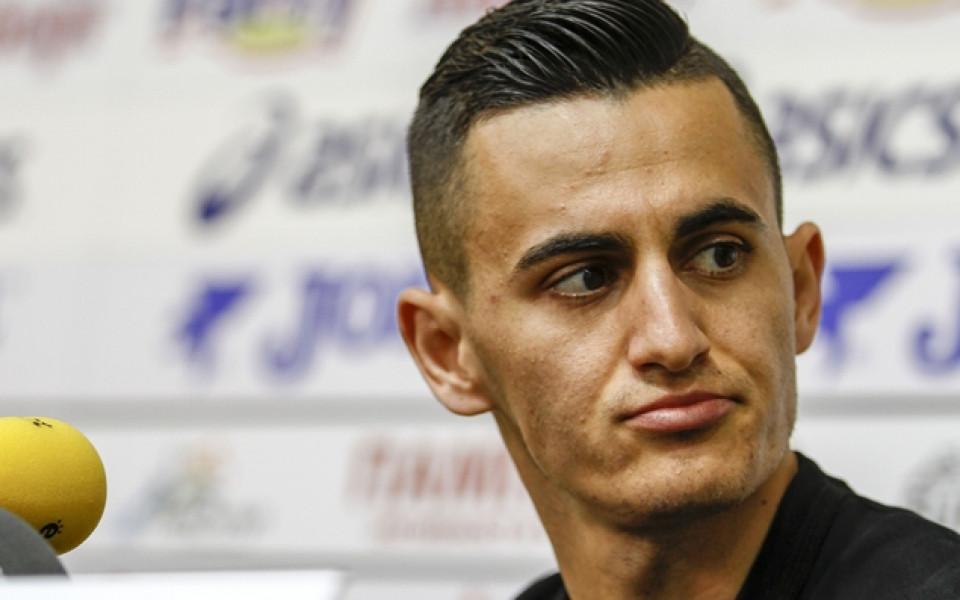 Силен мач за Георги Костадинов в Израел