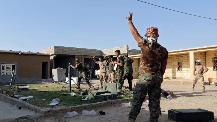 """Кървавите изстъпления на """"Ислямска държава"""" заради Мосул"""