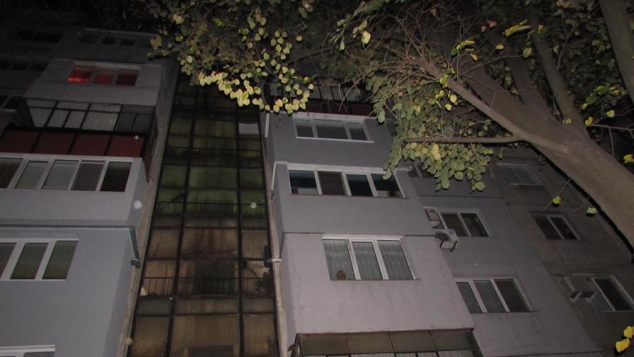Второкласник загина след падане от седмия етаж