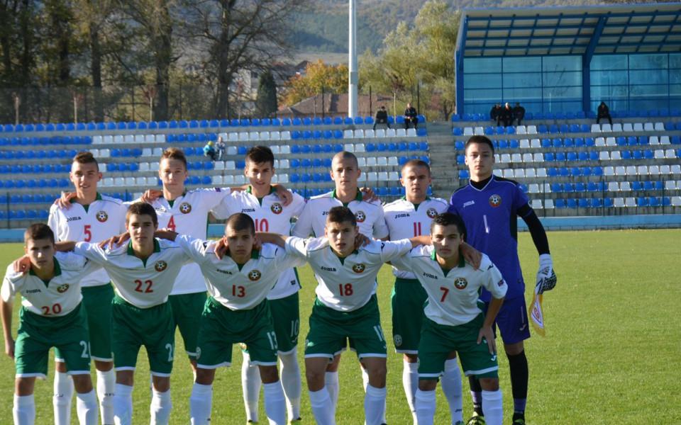 България направи зрелищно 4:4 срещу Босна